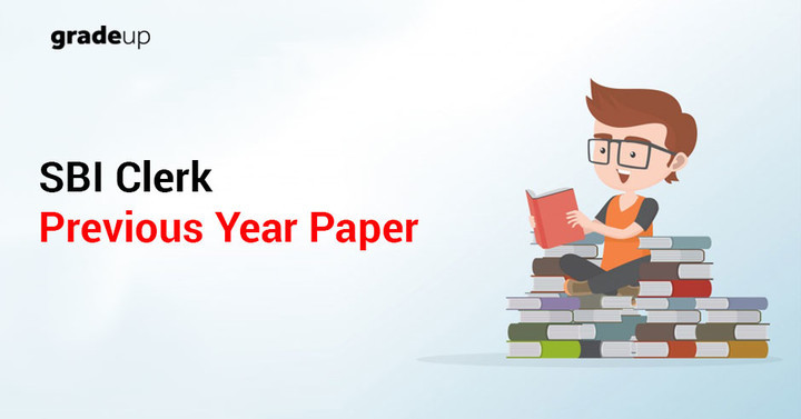 SBI Clerk Previous Year Question Paper with Answers (Hindi/Eng), Download PDF!