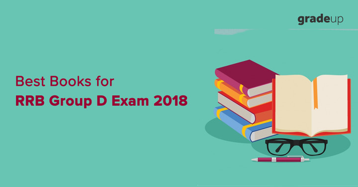 Best Reference Books for RRB Group D Railway Exam Preparation 2018