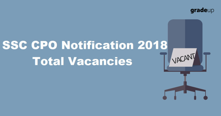 SSC CPO Vacancy List 2018 Out, SI/ASI Tentative Vacancies are 1223!
