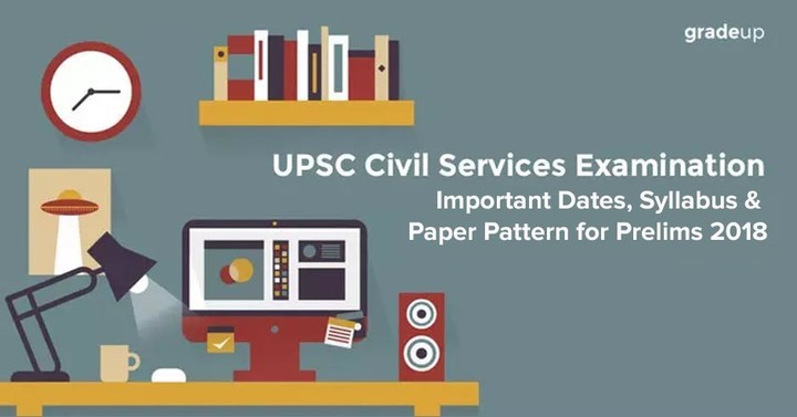 UPSC Syllabus & Exam Pattern for IAS Prelims 2018