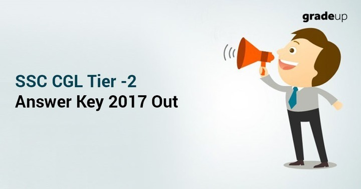 SSC CGL Tier 2 Final Answer Key 2017-18 Out, Check Here!