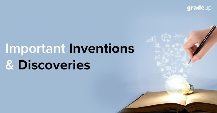 Railways ALP/ Technician and Group D GK Notes: List of Inventions & Discoveries