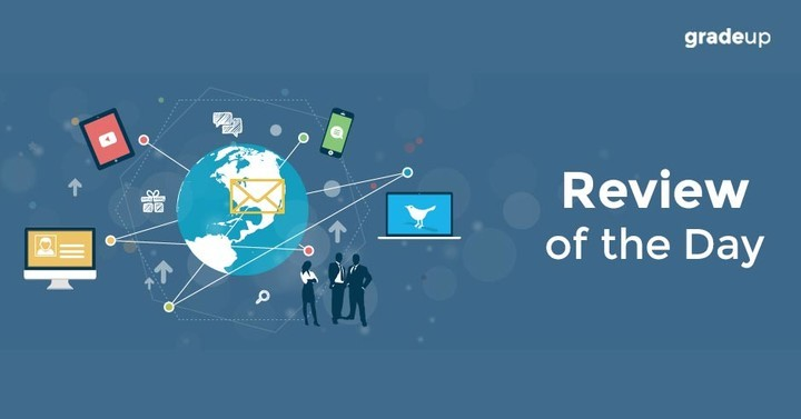 Review of the day: 24rd April, 2018