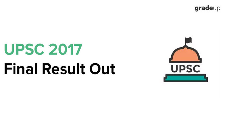 UPSC Civil Services Exam 2017 Results Out: See Your Result Here!
