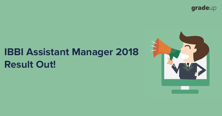 IBBI Assistant Manager 2018 Result Declared, Check Your Result Here !