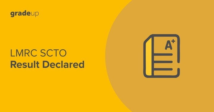 LMRC Result 2018 Out, Download PDF for LMRC SCTO Result & Cut Off!