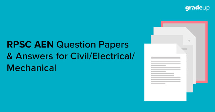 RPSC AEN Question Papers & Answers for Civil/Electrical