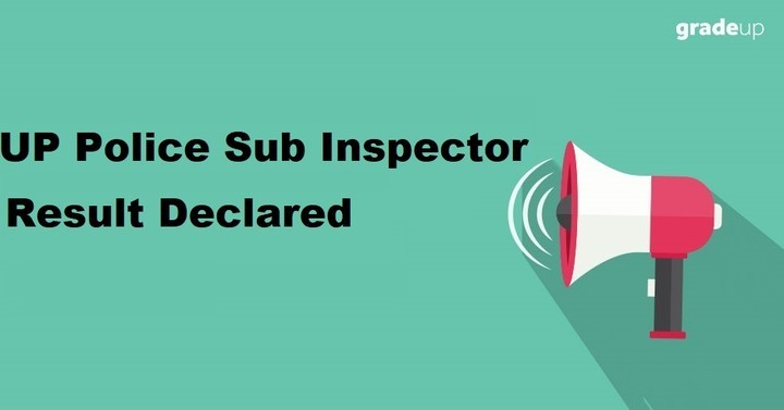 UP Police SI Result 2016 Out, Check UP Sub Inspector Re-exam Result!