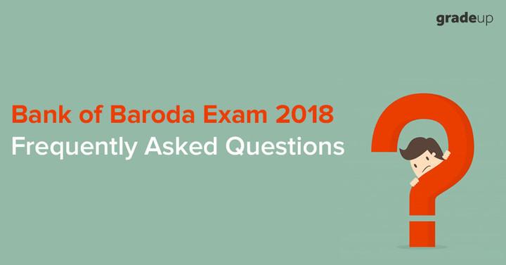 बैंक ऑफ़ बडौदा - मनिपाल पी. ओ. परीक्षा के बारे में अक्सर पूंछे जाने वाले प्रश्न |