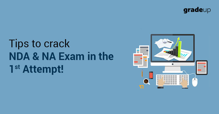 How to Crack NDA 2018 Exam in Very First Attempt!