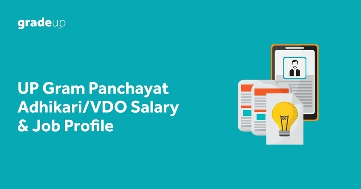 UP Gram Panchayat Adhikari/VDO Salary & Job Profile 2018