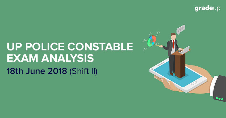 UP Police Constable Exam Analysis & Review 2018: 19th June (Shift II)