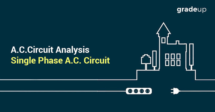 Single Phase A.C Circuit Study notes For EC/EE