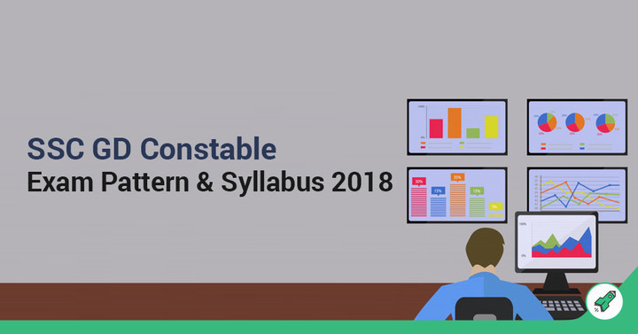 SSC GD Constable Syllabus & Exam Pattern 2018 (Section-wise Topics)