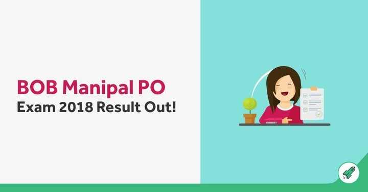 BOB Manipal PO 2018 Final Result Out (PGDBF), Check Selected Candidates List Here!