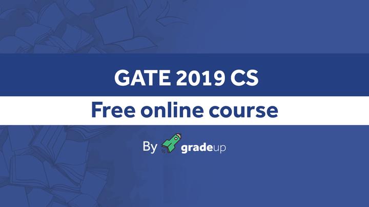GATE CS FREE COURSE