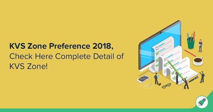 KVS Zone List 2018: Check KVS Zone Code & Preferences (State-wise)