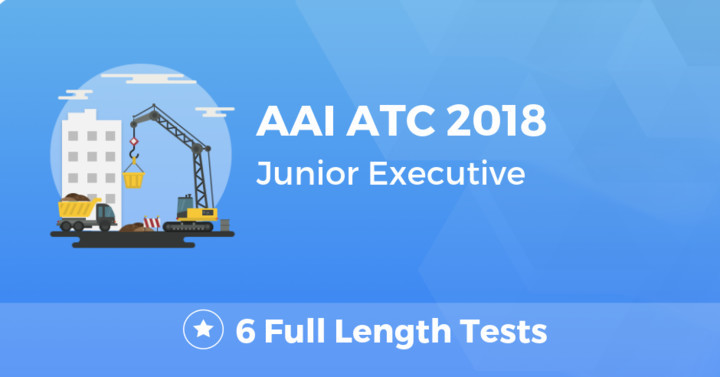 AAI ATC Junior Executive 2018 Online Test Series