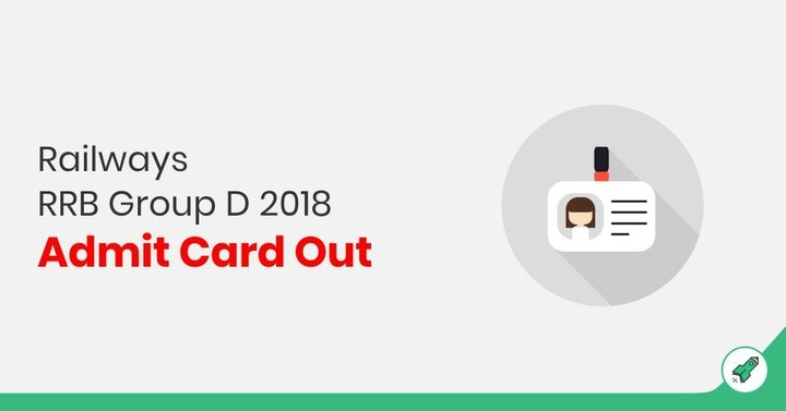 Railways RRB Group D Admit Card Out: Download Now