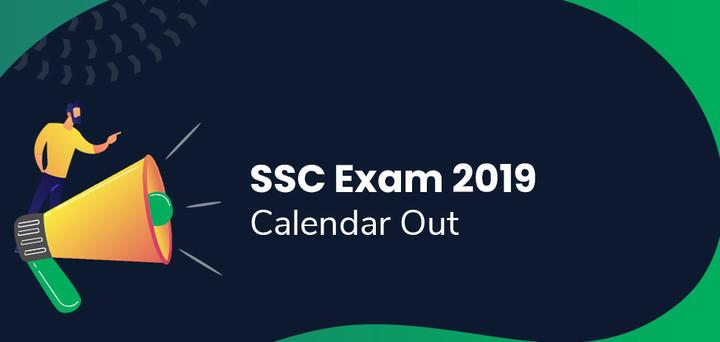 SSC Exam Calendar 2018-19 PDF Revised, Download New PDF Here!