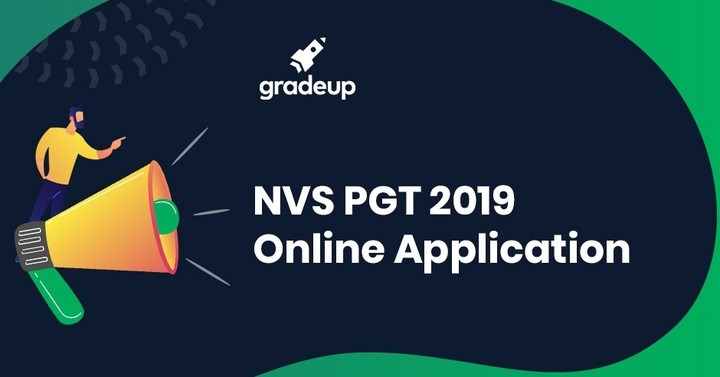 NVS Application Form 2019 (Started): Apply Online for Teacher Exam!