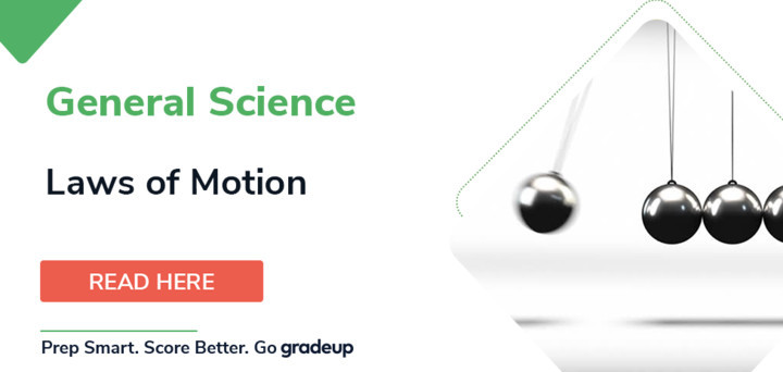 General Science: Laws of Motion