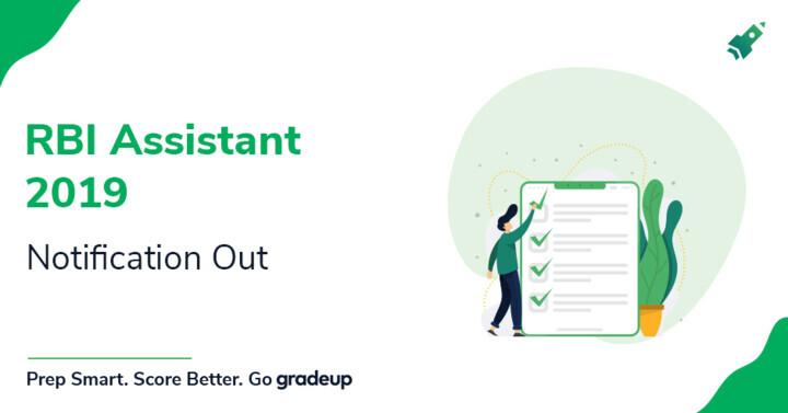 RBI Assistant Recruitment 2019-2020: Exam Dates, Notification PDF!