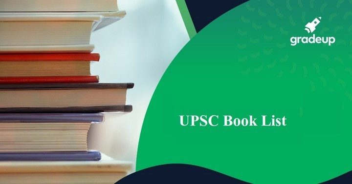 UPSC Book List: Important Books for IAS Exam Preparation