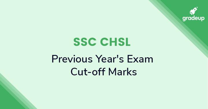 SSC CHSL Cut Off 2017 Out: Check SSC CHSL Tier 1 & 2 Cutoff Marks!