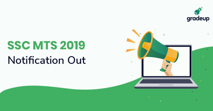 SSC MTS 2019 Notification Out, Vacancies for Class 10th Pass