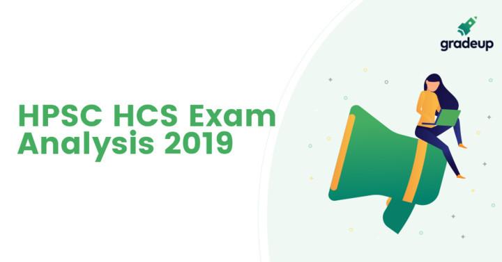Haryana HPSC HCS Exam Analysis 2019, Paper PDF, Expected Cut Off