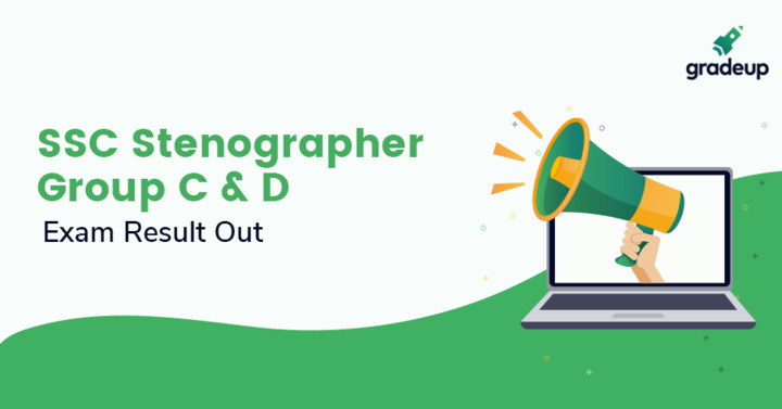SSC Stenographer Result 2018 Out, Check Cutoff & list of Qualified Candidates!