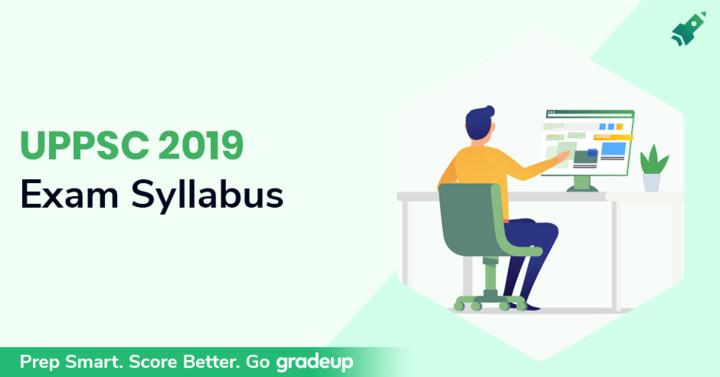 UPPSC Syllabus 2020 PDF Download in Hindi & Eng (PCS Prelims & Mains)