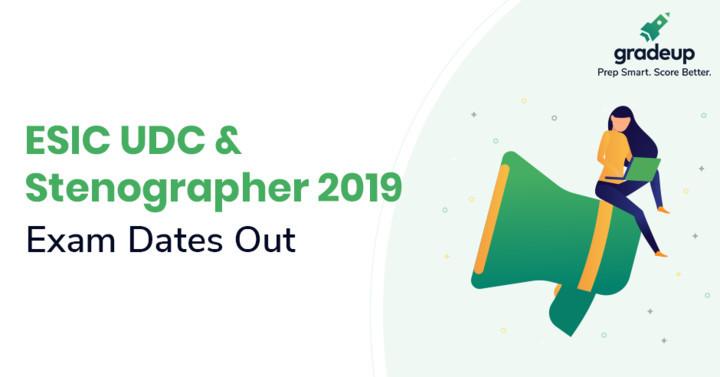 ESIC UDC Result 2019 Out, Check ESIC UDC Prelims Result & Marks!