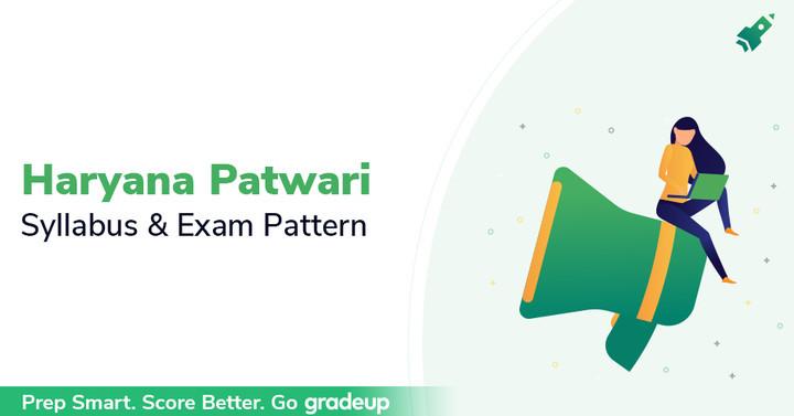Haryana Patwari Syllabus 2019, HSSC Patwari Exam Pattern