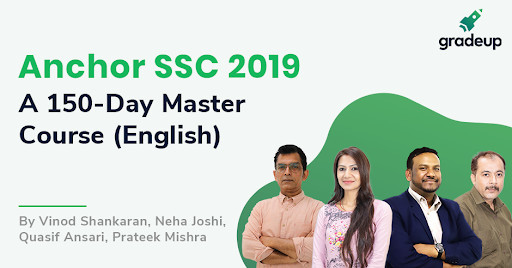 Anchor SSC 2019: A 150 Day Master Course (in English) by Best Faculty