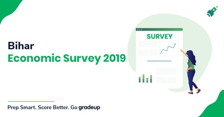 Bihar Economic Survey 2019: Download PDF in Hindi & English