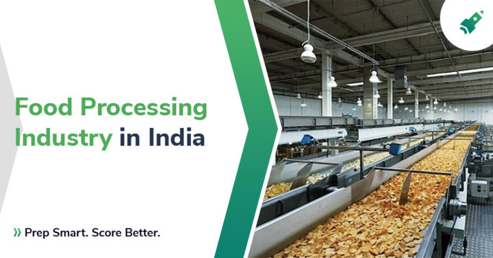 Food processing Industries in india