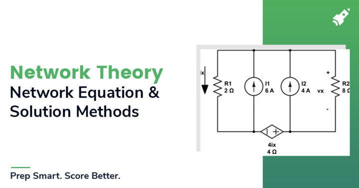 Network Equation & Solution Methods