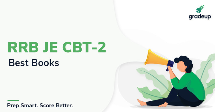 Best Books for RRB JE CBT 2 Exam Preparation (Subject Wise)
