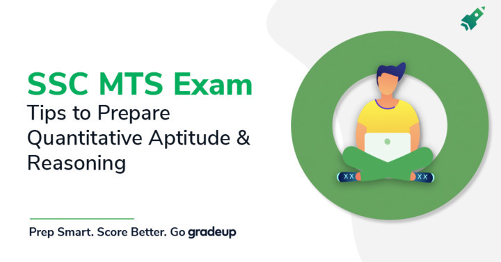 How to Prepare Numerical Aptitude/Quant & Reasoning for SSC MTS