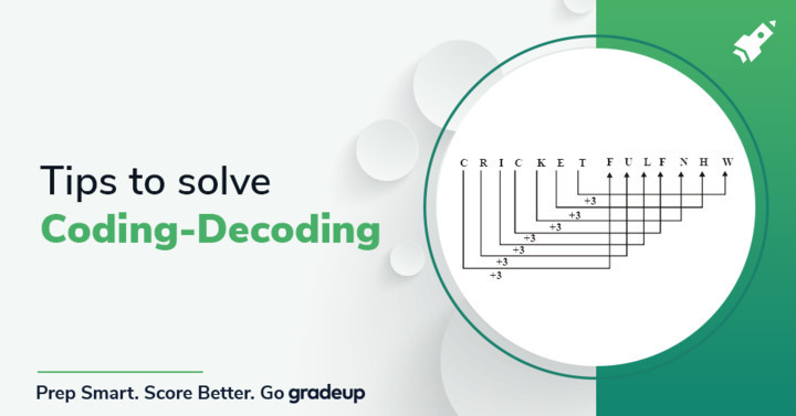 How to Solve Coding - Decoding? Concept & Tips
