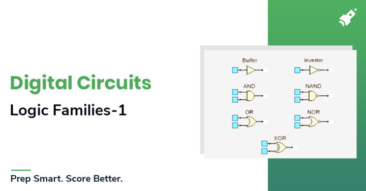 Logic Families-1 Study Notes for Electronics and