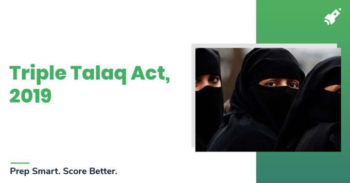 Triple Talaq Act of 2019