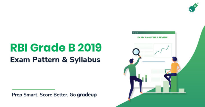 RBI Grade B Syllabus & Exam Pattern 2019 (Phase 1 & 2): Check Here