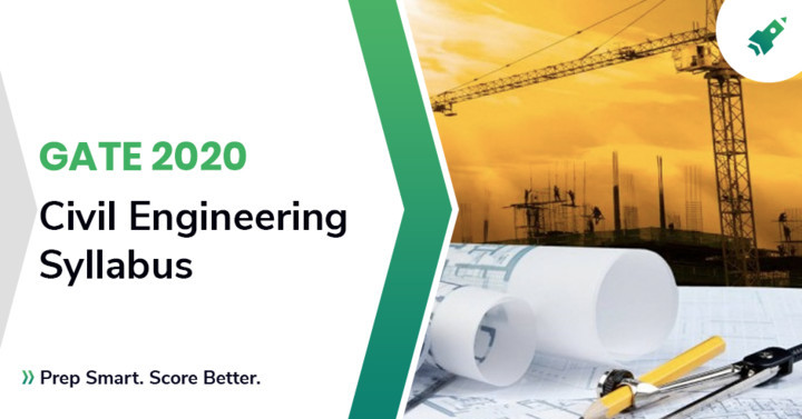 GATE Civil Engineering Syllabus 2020 with Weightage
