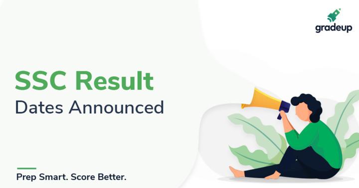 SSC Result Date Calendar Notice 2020 Out, Download Result Date PDF