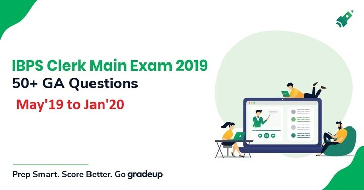 IBPS Clerk Main 2019: 50+ GK Questions | LIVE DISCUSSION