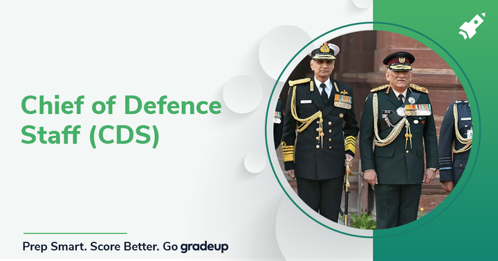 Chief of Defence Staff (CDS)