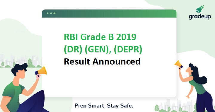 RBI Grade B Result 2018 Out, Check RBI Grade B Final Result Here!